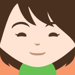 笑顔のマーちゃん